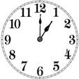 Prezentacja z zegarem